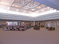 Webb Citty High School Library